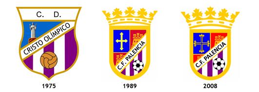 escudos CF Palencia