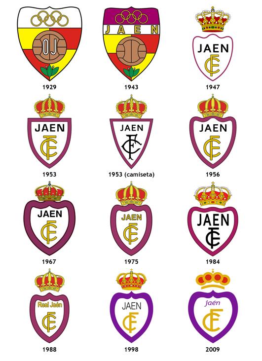 escudos Real Jaen CF