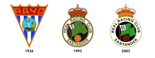 escudos Real Racing Club Santander B
