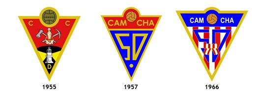 escudos SD Camocha Gijón