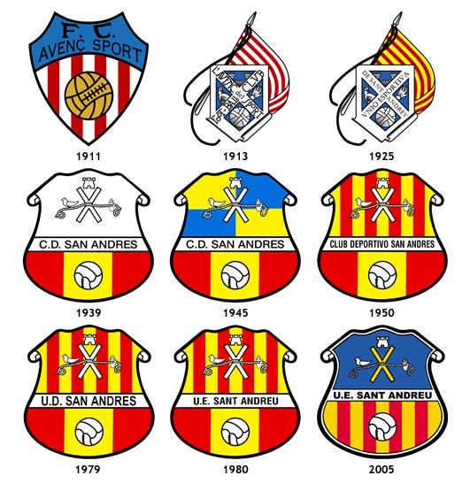 escudos UE Sant Andreu