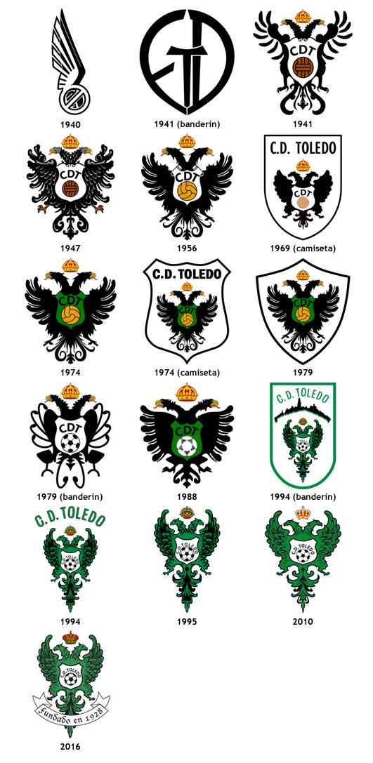 escudos CD Toledo