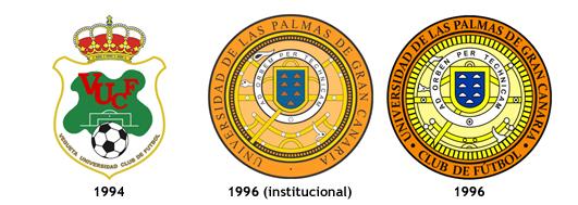 escudos Universidad LPGC CF