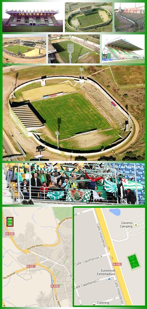 estadio Principe Felipe