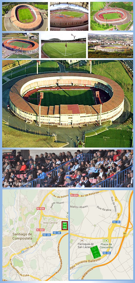 estadio San Lazaro