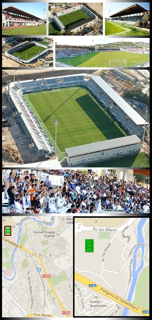 estadio La Fuensanta