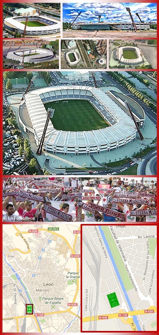 estadio Reino de Leon