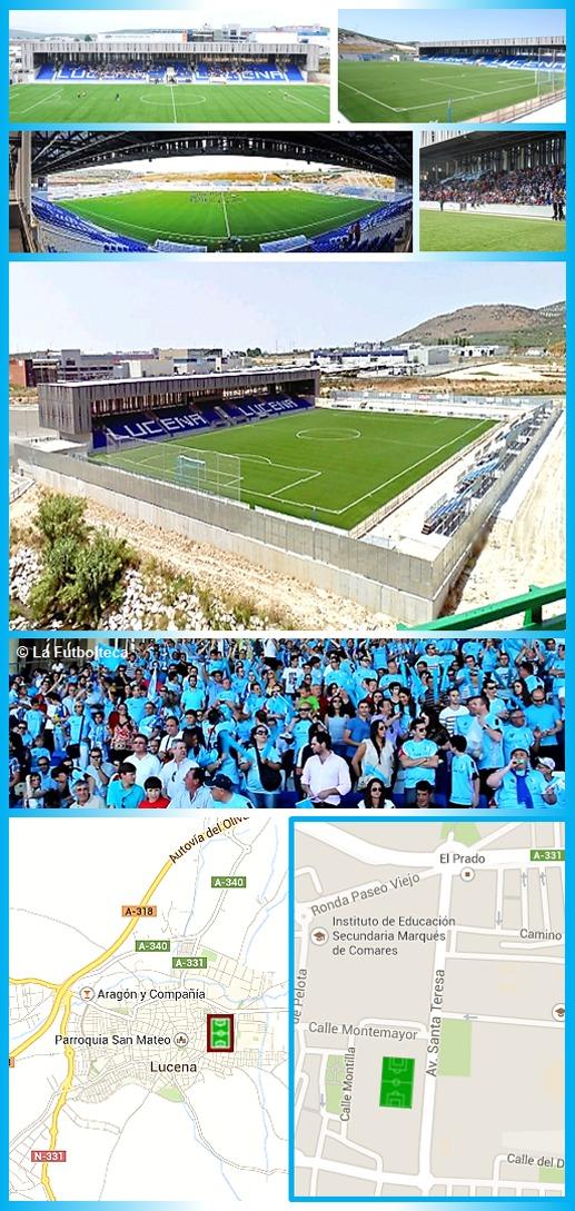 estadio Ciudad de Lucena