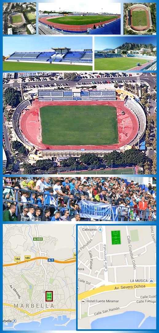 estadio Municipal de Marbella