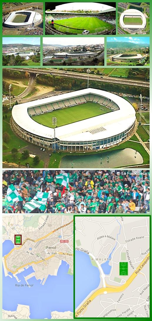 estadio A Malata
