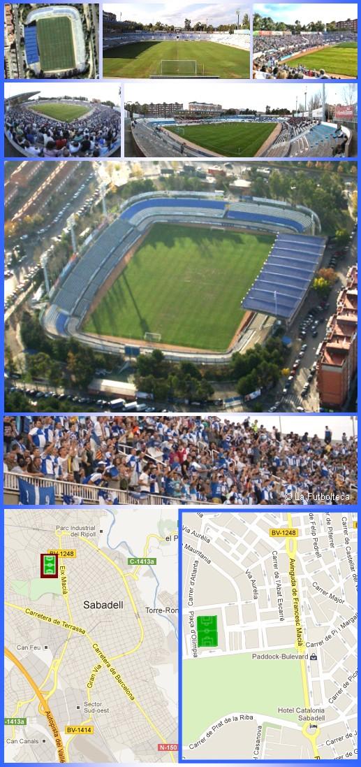 estadio Nova Creu Alta
