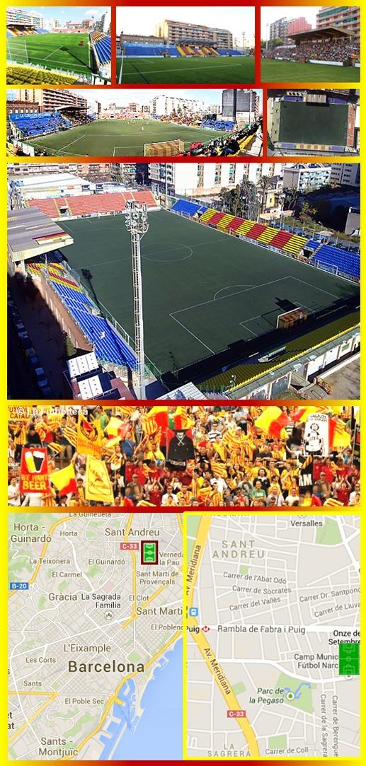 estadio Narcis Sala