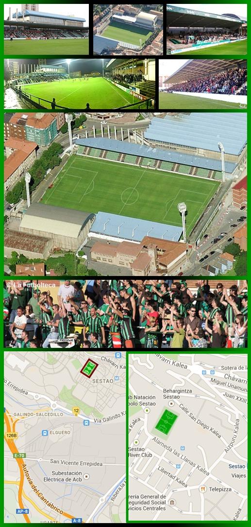 estadio Las Llanas