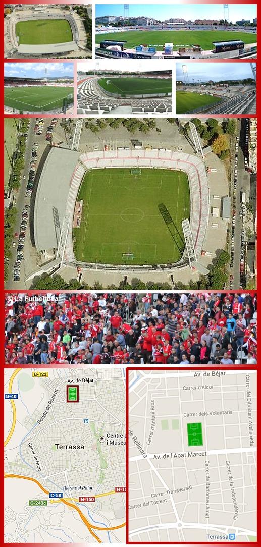 estadio Olimpic de Terrassa