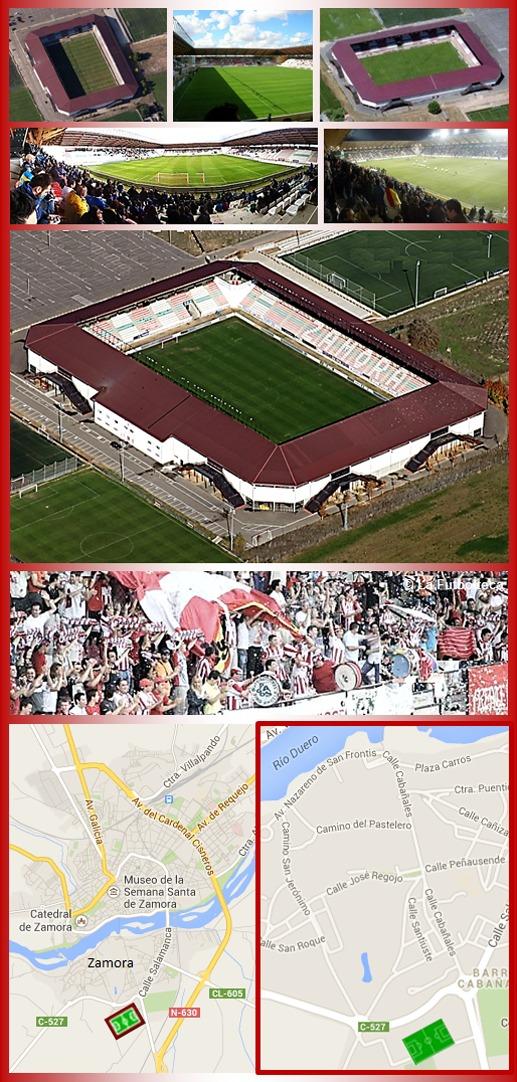 estadio Ruta de La Plata