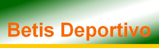 titular Betis Deportivo Balompie