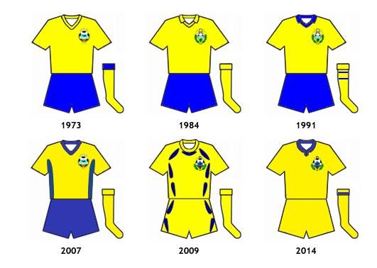 uniformes AD Alcorcon