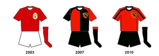uniformes CF Atletico Ciudad