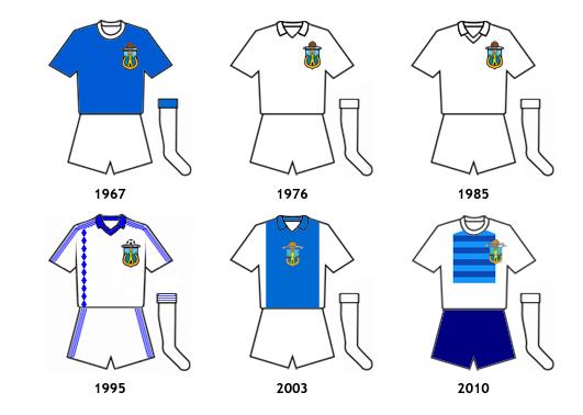 uniformes Benidorm CF