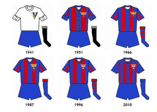 uniformes CF Gava