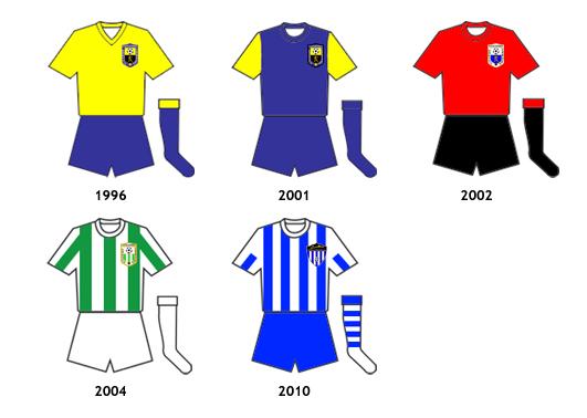 uniformes Lorca Atletico CF