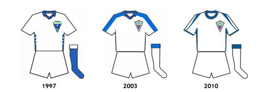 uniformes UD Marbella