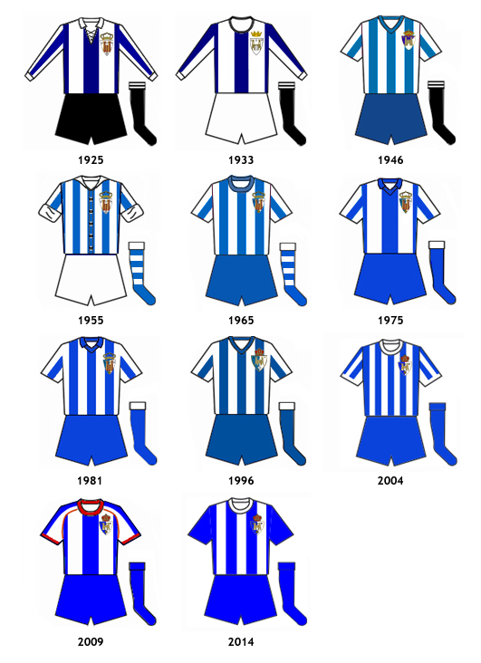 uniformes SD Ponferradina