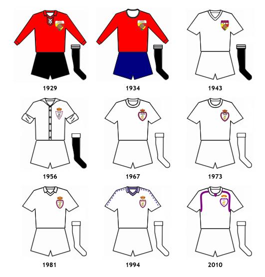 uniformes Real Jaen CF