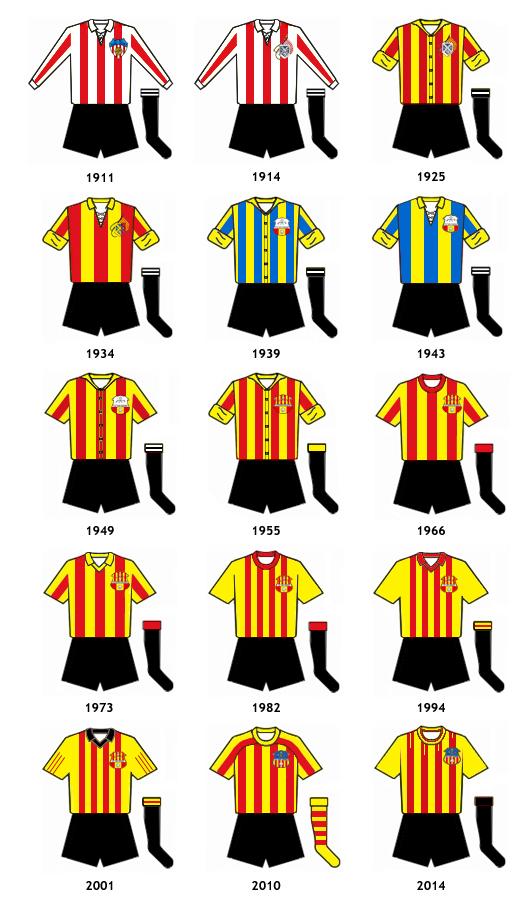 uniformes UE Sant Andreu