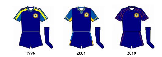 uniformes Universidad LPGC CF