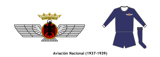 escudo uniforme Aviacion Nacional
