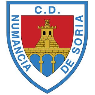 Escudo C.D. Numancia de Soria, S.A.D.