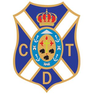 Escudo C.D. Tenerife, S.A.D.