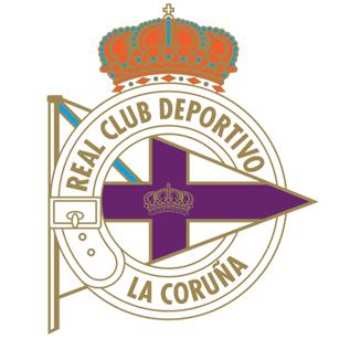 Escudo R.C. Deportivo de La Coruña, S.A.D.