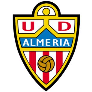 Escudo U.D. Almería, S.A.D.