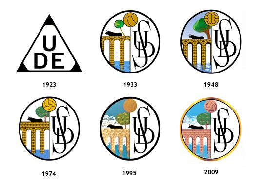 escudos UD Salamanca