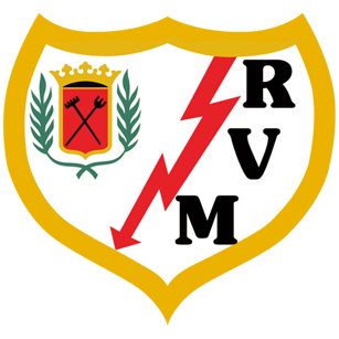 escudo Rayo Vallecano Madrid