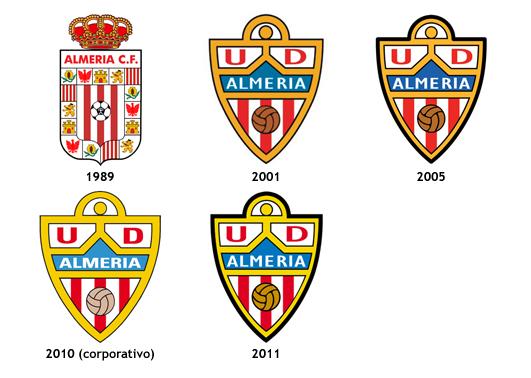 escudos UD Almeria