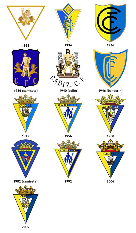 escudos Cadiz CF