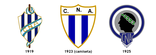 escudos Club Natacion Alicante
