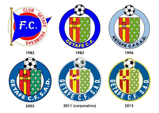 escudos Getafe CF