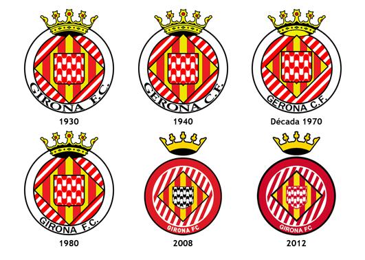 escudos Girona FC