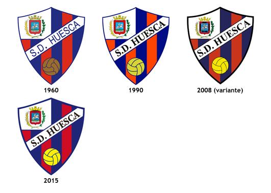 escudos SD Huesca