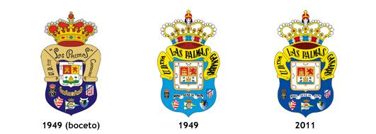 escudos UD Las Palmas