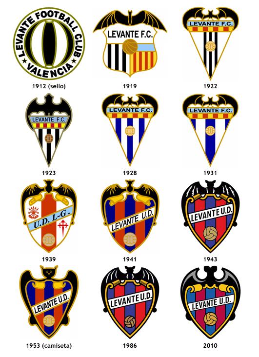 escudos Levante UD