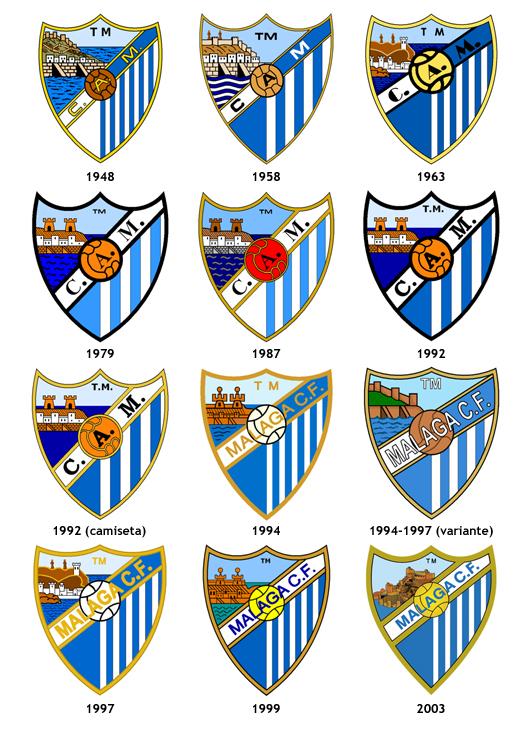 escudos Malaga CF