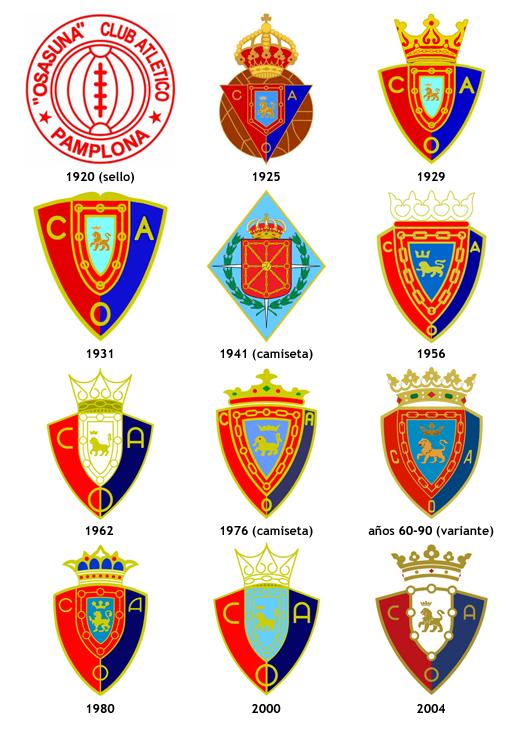 escudos Club Atletico Osasuna