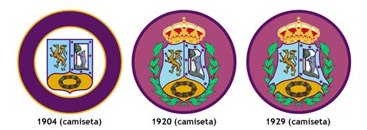 escudos Real Madrid CF municipales