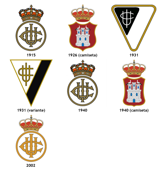 escudos Real Union Club Irun
