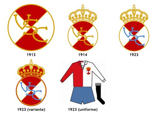 escudos Real Vigo Sporting Club
